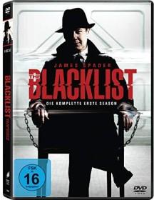 The Blacklist Season 1 (DVD)