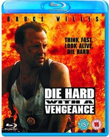 Die Hard 3 - With A Vengeance (Blu-ray) (UK)