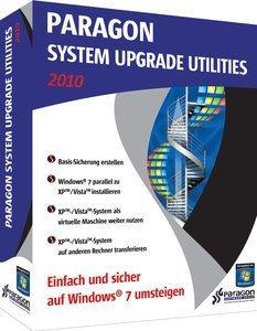 Paragon: System Upgrade Utilities 2010 (deutsch) (PC) (PSG-144-PEG-PL-MKG)