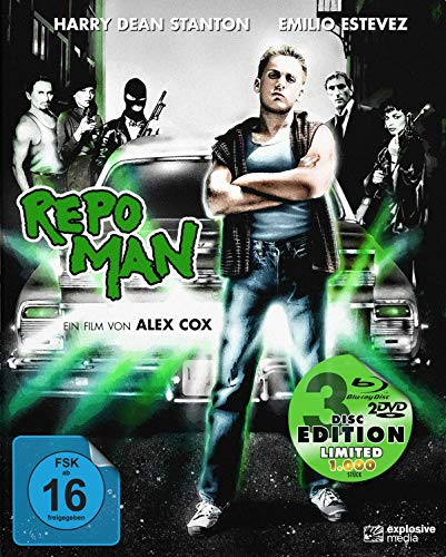 Repo Man -- via Amazon Partnerprogramm
