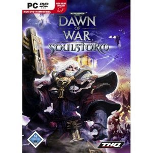 Warhammer 40.000: Dawn of War - Soulstorm (Add-on) (German) (PC)