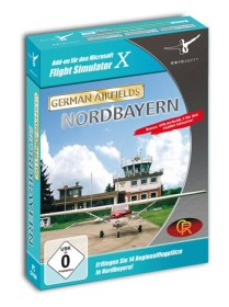 Flight Simulator X - German Airfields 9 (Add-on) (PC)