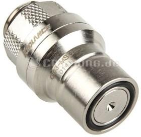 "Koolance QD3 No-Spill quick release fastener straight male G1/4"" (QD3-MSG4)"