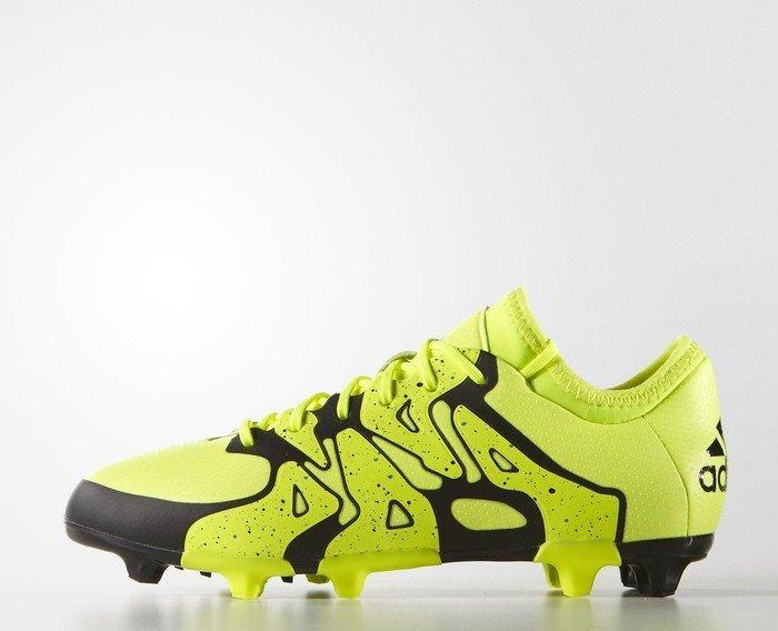 adidas X15.1 FG AG solar yellow core black (Junior) (S83165 ... 66e40cda1e192