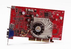Creative 3D Blaster 4 MX460, GeForce4 MX460, 64MB DDR, TV-out, AGP