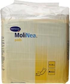 Hartmann MoliNea pads 15x60cm incontinence pads, 28 pieces (1608606)