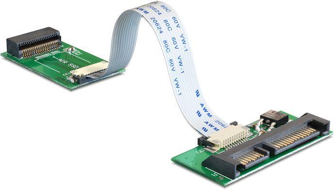 DeLOCK Converter MacBook Air SSD > SATA 22 pin (62429)