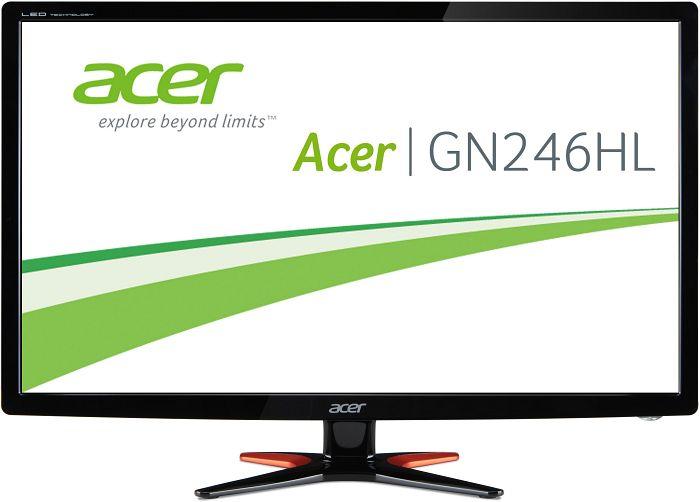 """Acer GN246HLBbid, 24"""" (UM.FG6EE.B06)"""