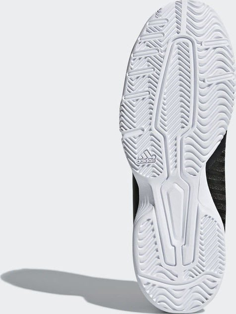 adidas Barricade Court core black matte silver flash red (ladies) (AH2104) c942e0be2