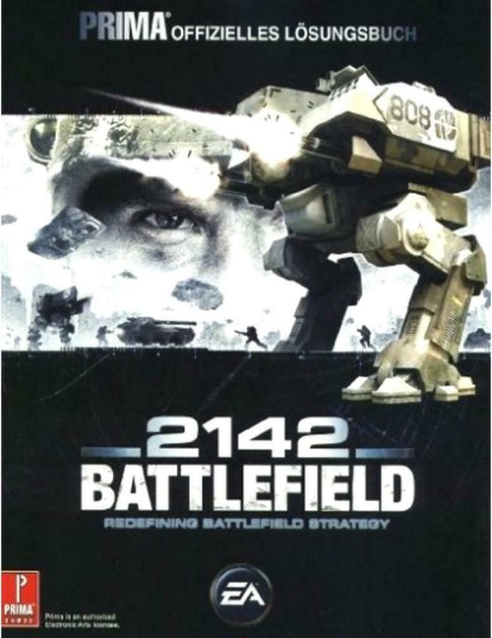 Battlefield 2142 (game guide) -- via Amazon Partnerprogramm