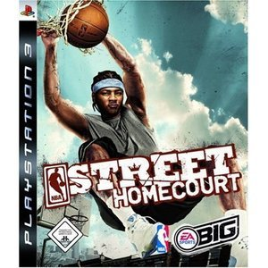 NBA Street Homecourt (angielski) (PS3)