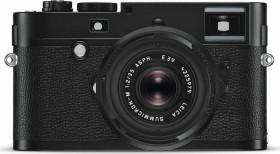 Leica M Monochrom Typ 246 schwarz Gehäuse (10930)