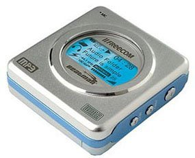 Freecom Beatman Flash MP3 Player  128MB (21772)