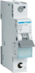 Hager Leitungsschutzschalter (MCS110)