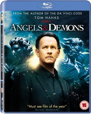 Angels & Demons (Blu-ray) (UK) -- via Amazon Partnerprogramm