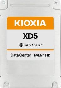 KIOXIA XD5 Data Center NVMe SSD 960GB, U.2 (KXD51RUE960G)