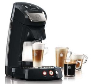 Philips HD7854/60 Senseo Latte Select coffee pad machine