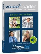 Linguatec VoiceReader Home 15 Englisch-Amerikanisch (deutsch) (PC)