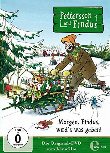 Pettersson und Findus - Morgen, Findus -- via Amazon Partnerprogramm