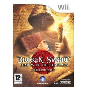 Broken Sword - Shadow of the Templars (englisch) (Wii)