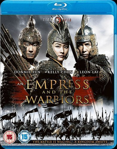 The Empress And The Warrior (Blu-ray) (UK) -- via Amazon Partnerprogramm