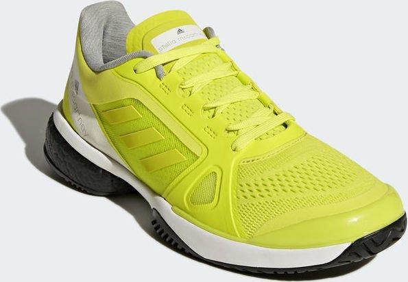 adidas Barricade Boost aero limeftwr whitecore black (Damen) (CM7804) ab € 69,99