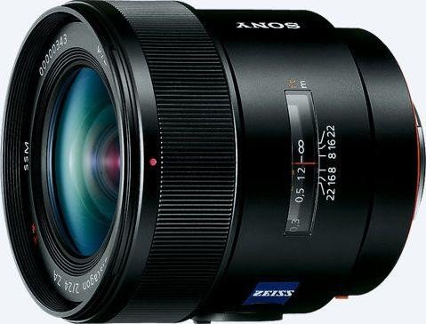 Sony 24mm 2.0 SSM black (SAL-24F20Z)