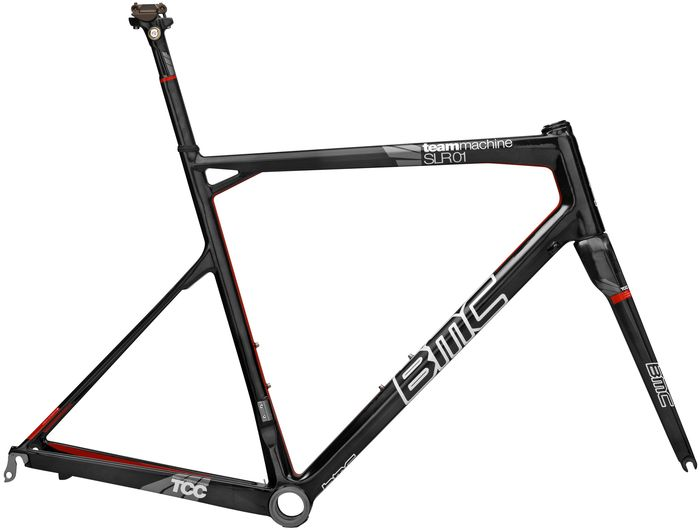 BMC teammachine SLR01 model 2011 Road frame