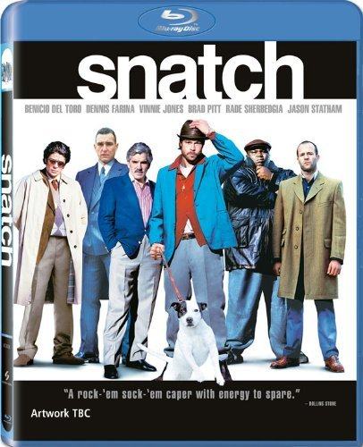 Snatch (Blu-ray) (UK) -- via Amazon Partnerprogramm