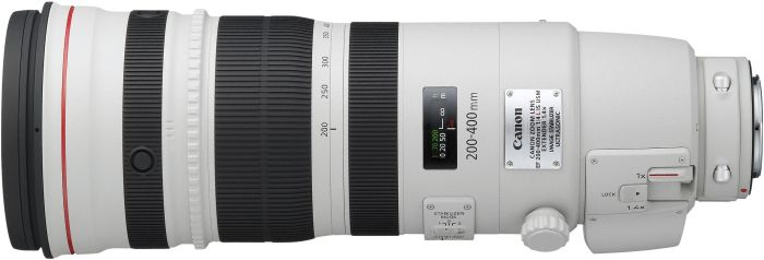 Canon Objektiv EF  200-400mm 4.0 L IS USM Extender 1.4x (5176B005)