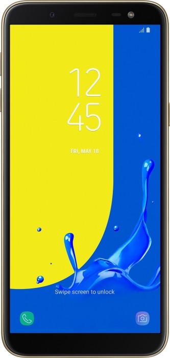 Samsung Galaxy J6 (2018) Duos J600FN/DS gold