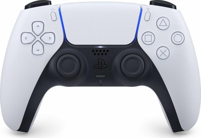 Sony DualSense Controller wireless weiß (PS5) (9399506)