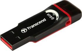 Transcend JetFlash 340 64GB, USB-A 2.0/USB 2.0 Micro-B (TS64GJF340)