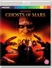 Ghosts of Mars (Blu-ray) (UK)