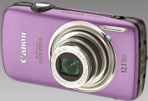 Canon Digital Ixus 200 IS purple (3986B008)