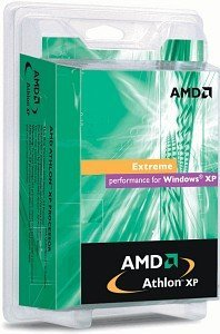 AMD Athlon XP 2600+ box, 1917MHz, 166MHz FSB, 512kB Cache