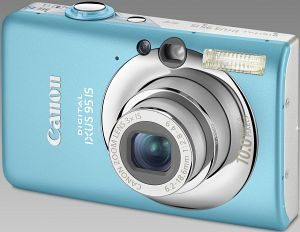 Canon Digital Ixus 95 IS blue (3455B010)