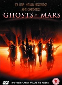 Ghosts of Mars (DVD) (UK)