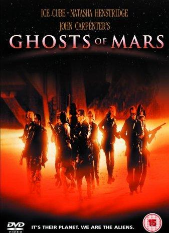 Ghosts of Mars (UK) -- via Amazon Partnerprogramm