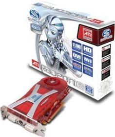 Sapphire Radeon X1950 XTX, 512MB DDR4, 2x DVI, ViVo, full retail (21092-00-50)