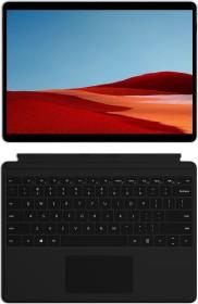 Microsoft Surface Pro X SQ1 Mattschwarz, 16GB RAM, 256GB SSD, LTE + Surface Pro X Signature Keyboard schwarz