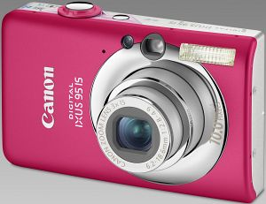 Canon Digital Ixus 95 IS pink (3456B010)