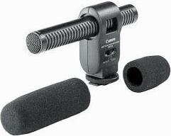 Canon DM-50 microphone (3176A001) -- via Amazon Partnerprogramm