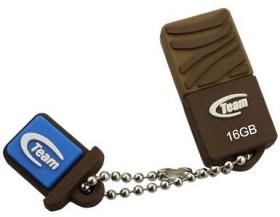 TeamGroup C118 braun 8GB, USB-A 2.0 (TG008GC118CX)