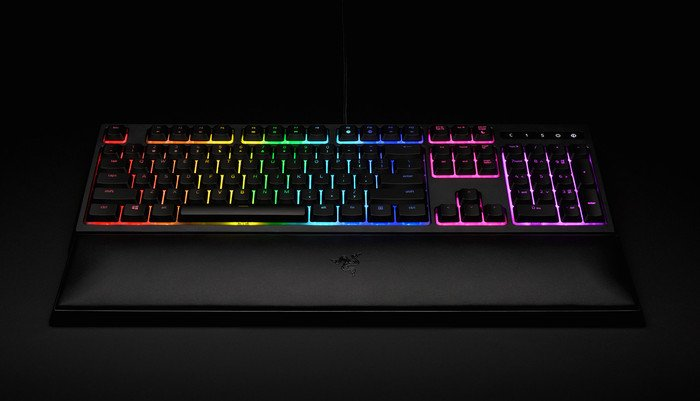 e2ade5244de Razer Ornata Chroma, USB, UK (RZ03-02040300-R3W1) starting from £ 79.99  (2019) | Skinflint Price Comparison UK
