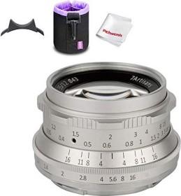 7artisans 35mm 1.2 for Sony E silver