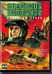 Starship Troopers Vol. 2: Kampf um Tesca
