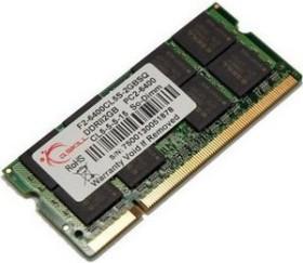 G.Skill SQ Series SO-DIMM 2GB, DDR2-800, CL5 (F2-6400CL5S-2GBSQ)