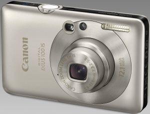Canon Digital Ixus 100 IS silver (3592B008)
