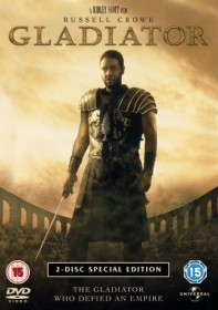 Gladiator (DVD) (UK)